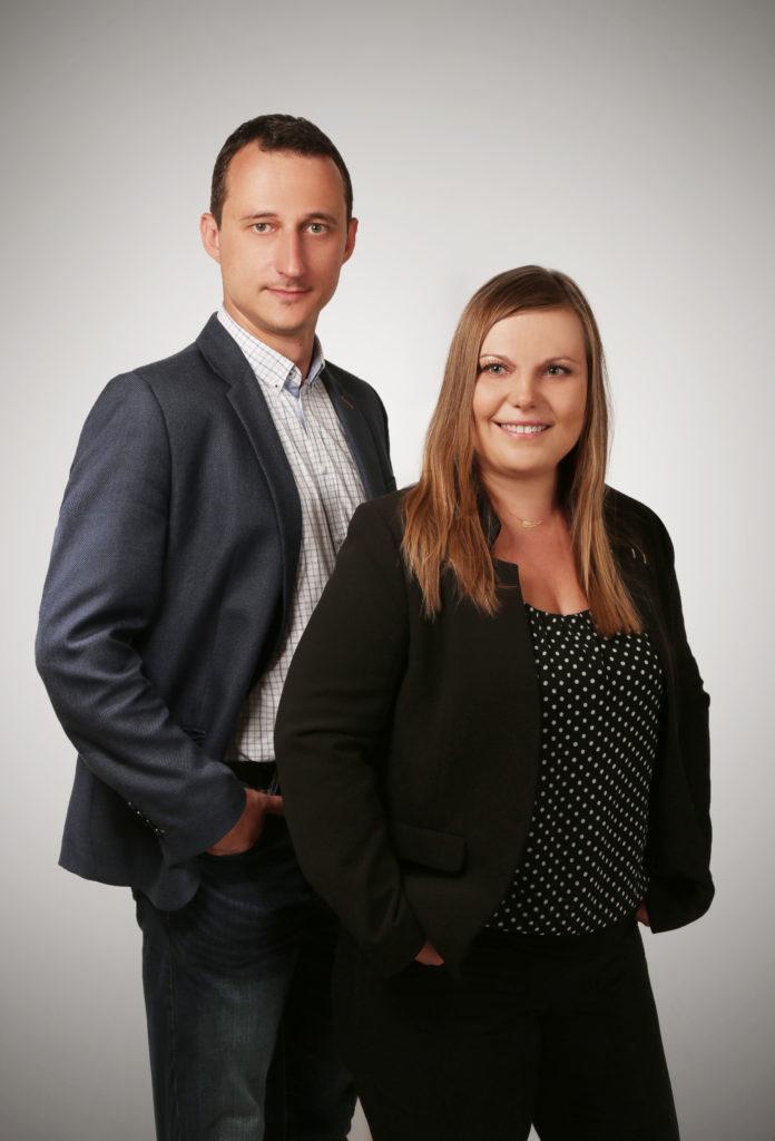 Adwokat Anna Przewoźny i Adwokat Jakub Kałużny